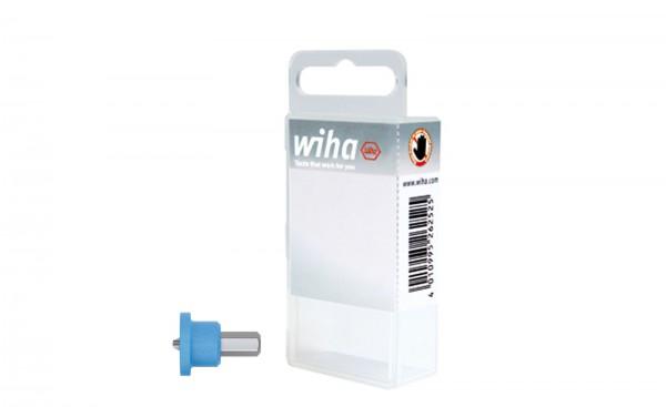 "Wiha Bit Set DryWall Stop 25 mm Phillips, 2 pz., 1/4"", in custodia (27077)"