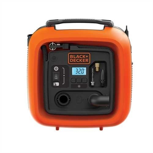 Black & Decker 11 Bar Kompressor - ASI400-XJ