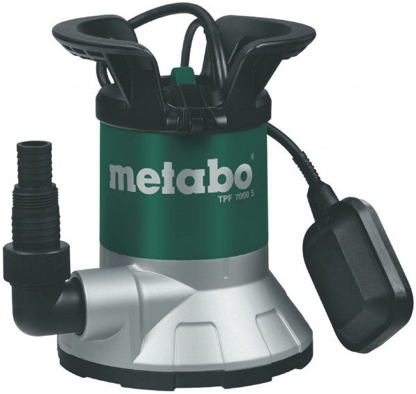 Metabo Pompe immergée à aspiration plate pour eaux claires TPF 7000 S