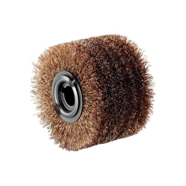 Metabo Cepillo redondo de acero 100x70 mm, alambre 0,27 mm, para SE 12-115 - 623501000