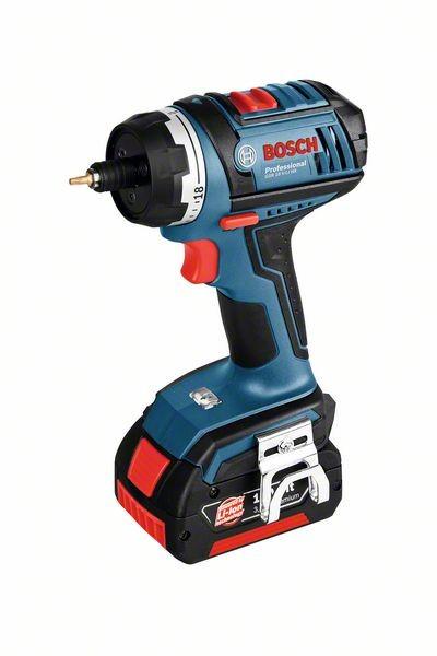Bosch Professional GSR 18 V-LI HX Accuschroefboormachine in L-BOXX, zonder accu en lader - 0601869103