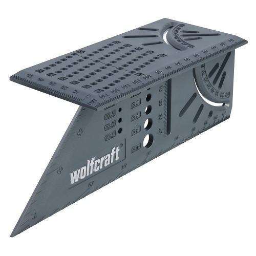 Wolfcraft 3D-Gehrungswinkel - 5208000