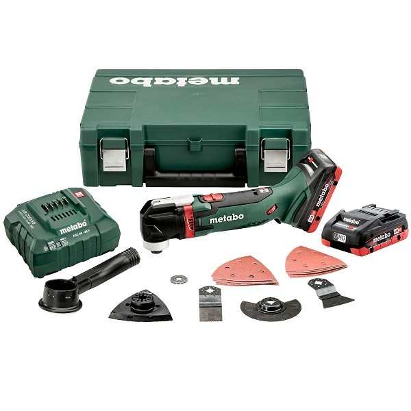 Metabo Akku-Multitool MT 18 LTX - 613021800
