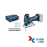 Bosch Professional Sierra de calar a batería GST 18 V-LI S - 06015A5101