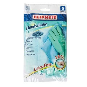 "Leifheit Handschuh ""Latex Free S"" grün"