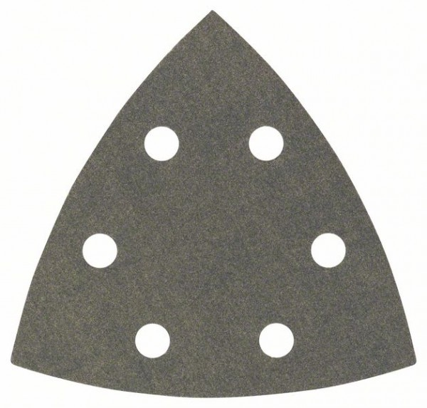 Bosch Schuurblad, 5 stuks 93 mm, 320 - 2608605197