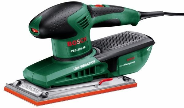 Bosch Ponceuses vibrantes PSS 300 AE