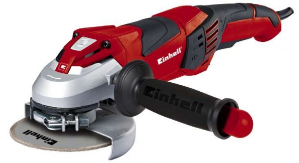 Einhell Smerigliatrice angolare TE-AG 125 CE Kit - 4430865