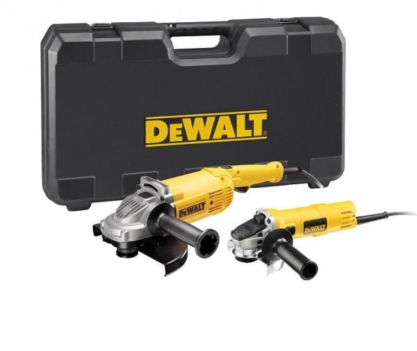 DeWALT Smerigliatrici angolari 230/125 mm - DWE494TWIN-QS