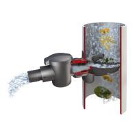 Garantia Speedy Regenpijpfilter, grijs - 503040