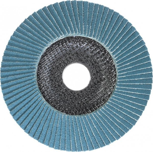 KWB CUT-FIX® schuurmop, lamellenschuurschijf, metaalbewerking, ø 125 mm - 795728