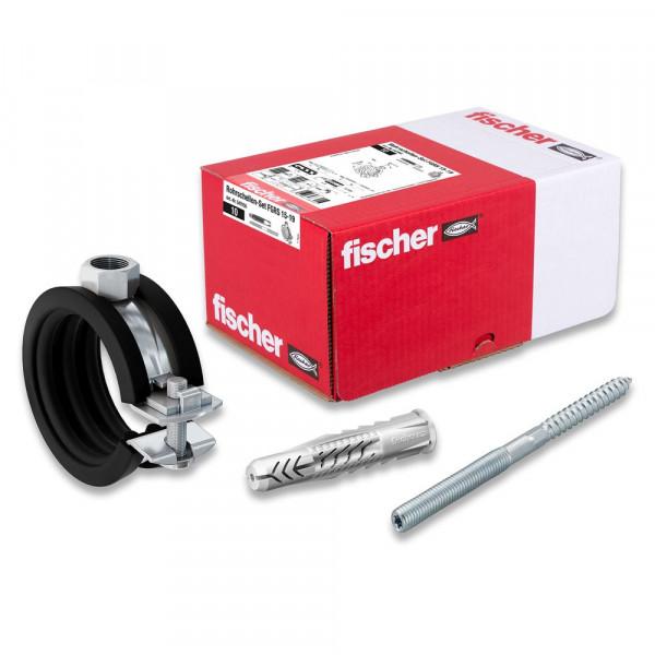 Fischer FGRS Rohrschellen-Set 15-19 gvz - 547056