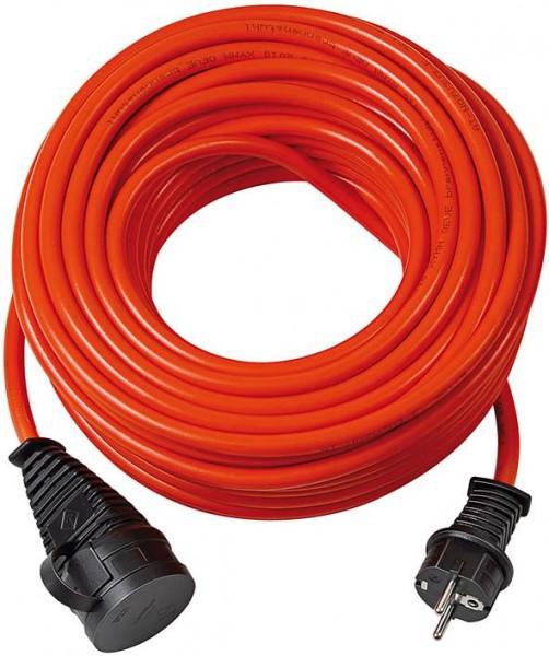 Brennenstuhl Verlängerungskabel Super-Solid IP44 10m orange AT-N07V3V3-F 3G2,5