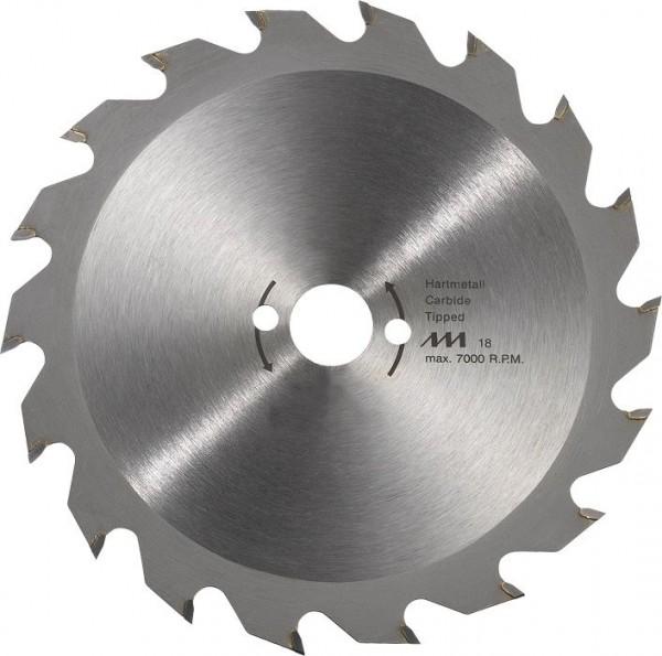 KWB Cirkelzaagblad voor de bouw en de tafel zagen ø 250 mm - 589355