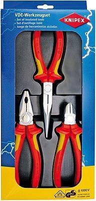 Knipex Assortimento sicurezza - 00 20 12