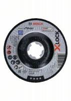 Bosch Mola da taglio X-LOCK Expert for Metal 115x2,5x22,23 taglio depresso - 2608619256