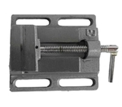 Einhell Maschinen Schraubstock 75mm Backenbreite Säulenbohrmaschinen-Zubehör