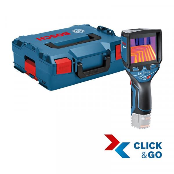 Bosch Termocamera GTC 400 C, L-BOXX, senza batteria e caricabatteria - 0601083108