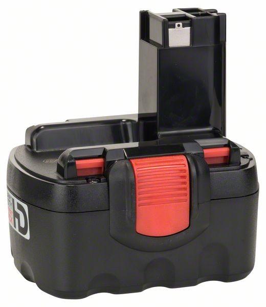 Bosch Akku Pack HD, 14,4 V-O, Akkukapazität 2,6 Ah, Zellentechnologie: NiMH