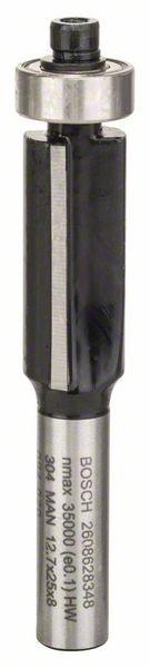 Bosch Fraises à araser 8 mm, D1 12,7 mm, L 25,4 mm, G 68 mm