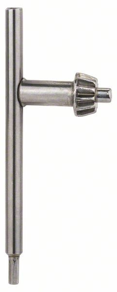 Bosch Clé pour mandrin à couronne dentée S2, C, 110 mm, 40 mm, 4 mm, 6 mm