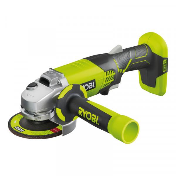 Ryobi R18AG-0 18V Akku Winkelschleifer One+ ohne Akku & Lader - 5133001903