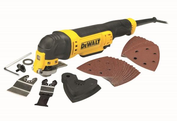 DeWALT Oszillierendes Multifunktions-Werkzeug, 300 W - DWE315-QS