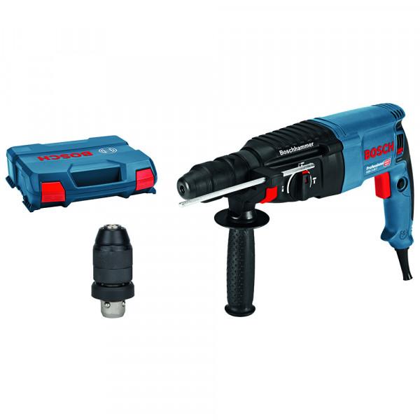 Bosch Professional Bohrhammer mit SDS plus Kit GBH 2-26 F SSBF Koffer inkl. Zubehör - 06159975XY