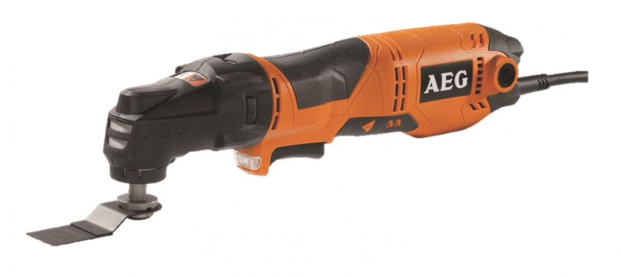 AEG Elektrowerkzeuge AEG Omni 300 Kit 1 Multitool 300W + Accessoires - 4935431790