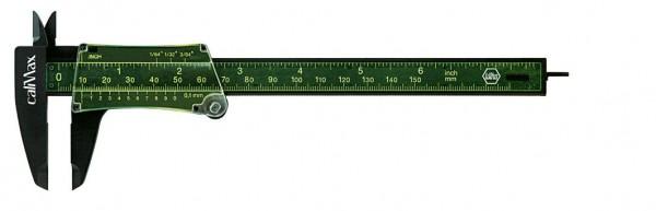 Wiha Pied à coulisse à vernier caliMax, résolution 0,1 mm (411 320 3) 150 mm - 27083