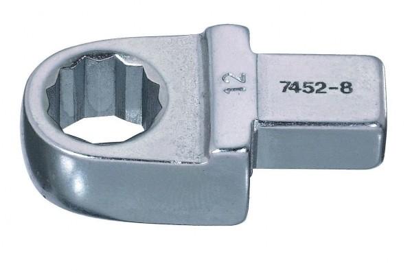 Bahco Insteek-ringsleutel - 7452-8-22