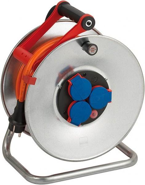 Brennenstuhl Enrouleur de câble Garant S IP44 25m AT-N07V3V3-F 3G2,5