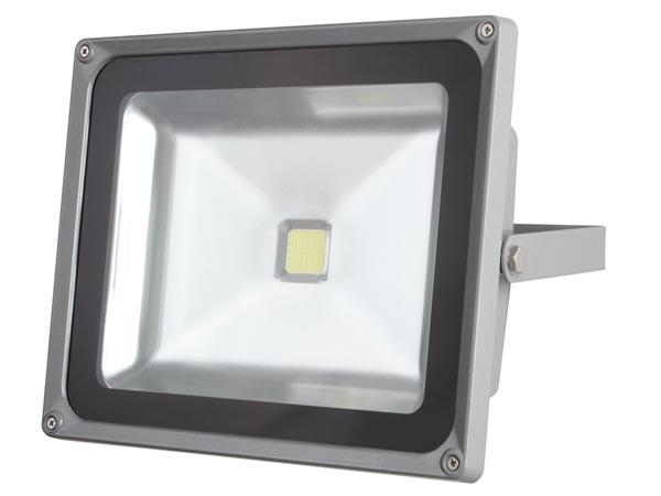 Perel PROJECTEUR LED D'EXTÉRIEUR - PUCE EPISTAR 50 W - 3000 K