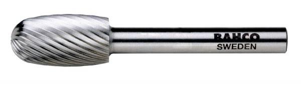 Bahco Fraise lime hss, ovale, extra-grosse, 62mm - hssg-e1222ec