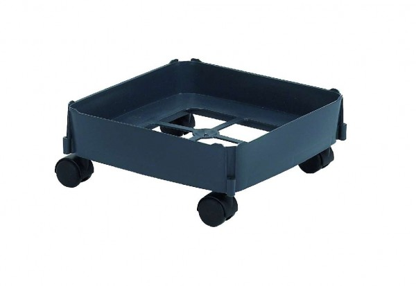 GRAF Transportdolly voor multifunktionele bak draagvermogen 80 kg voor 90 l bak 4 zachte zwenkwielen
