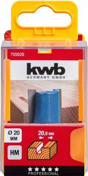 KWB Gleuffrees HSS - 755020