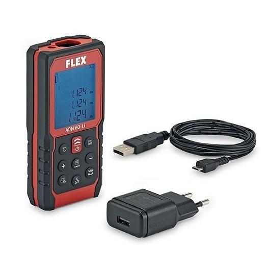 Flex ADM 60 Li Laser-afstandsmeter - 447862