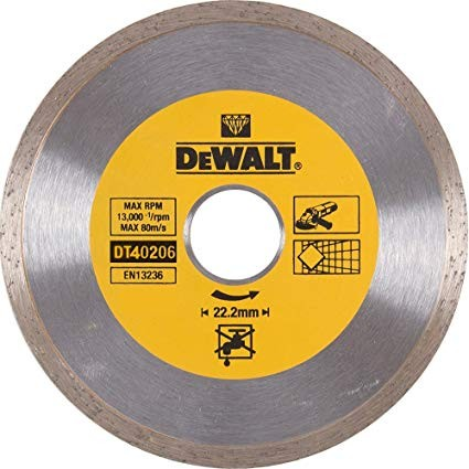 DeWALT Disco diamantato per troncatura Eco4 180 mm - DT40206-QZ