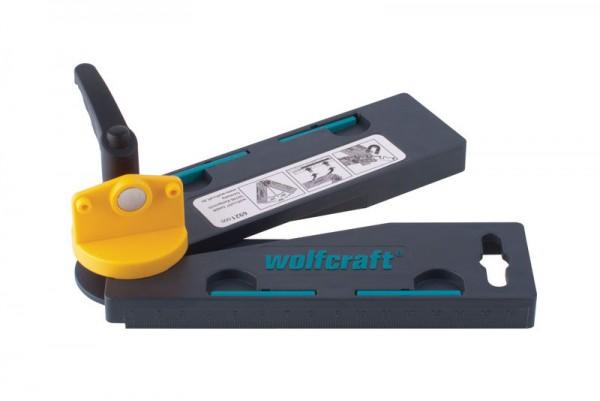 Wolfcraft Fausse équerre avec division par deux automatique de l'angle