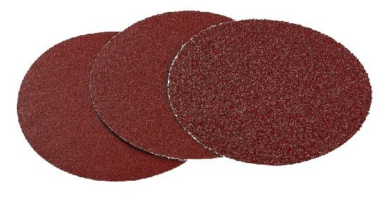 Flex Velcro-schuurpapier PURFLEX D115 PU-P60 VE50 - 381217