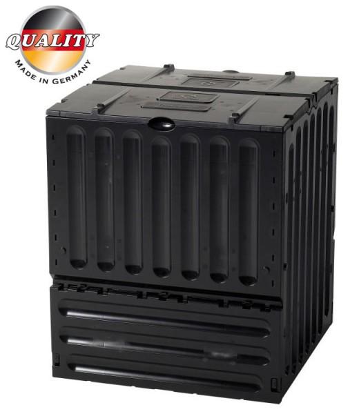 Garantia ECO King compostvat 600 liter, zwart