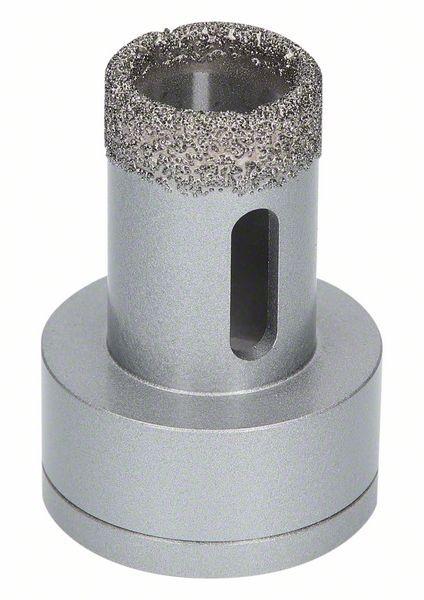 Bosch Fresa diamantata X-LOCK Best for Ceramic Dry Speed 25x35 mm - 2608599031