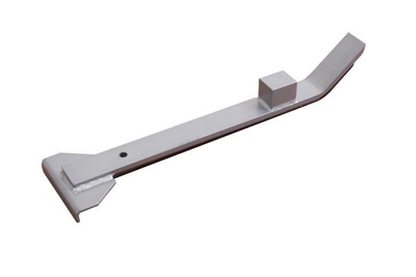 Wolfcraft 1 barra di trazione professionale, 120 x 60 x 440 mm - 6928000