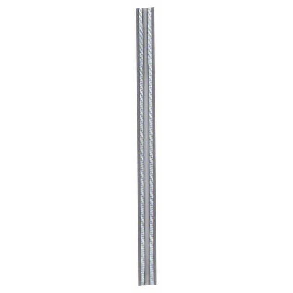 Bosch Hobelmesser, gerade, HM, 56 x 5,5 mm, 40°, 2er-Pack, für GHO 12V-20 - 2608000672