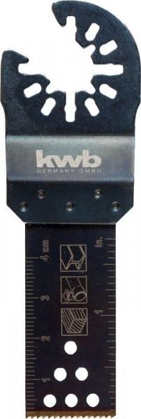 KWB Universeel invalzaagblad, bimetaal - 709252