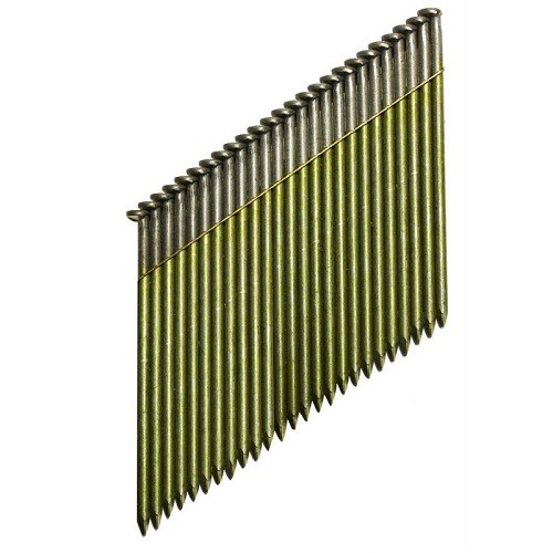 DeWALT Chiodi in stecca 34º, ring, 63 mm, 2200 pezzi - DNW28R63E
