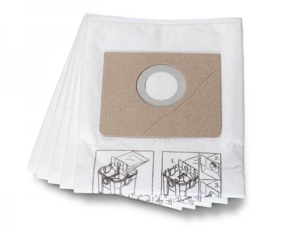 Fein Sac á poussière en matériau non tissé pour Duestex 25 L, 5 pièces