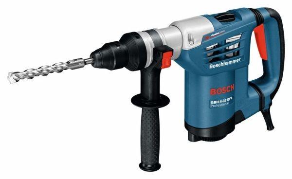 Bosch Perforateur SDS-plus GBH 4-32 DFR, dans un coffret de transport - 0611332101
