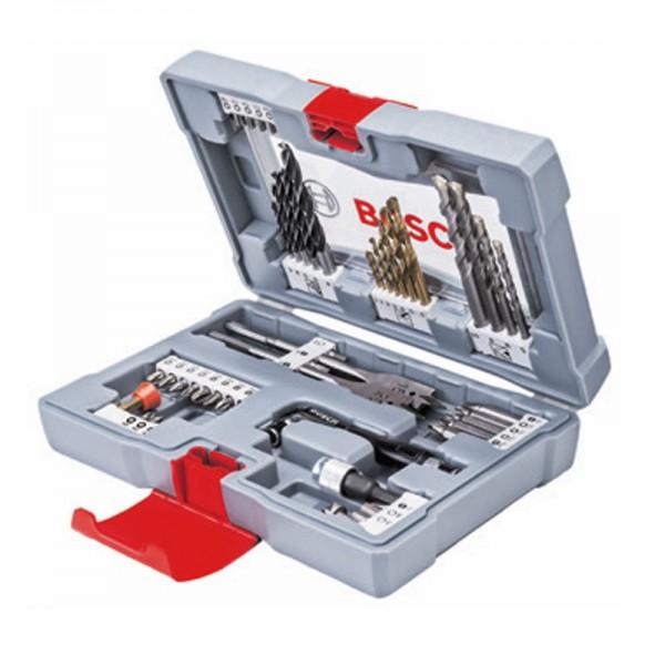Bosch 49-delige Premium X-Line boren- en bitset - 2608P00233