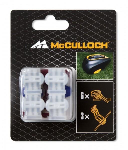 McCulloch Verbindingsstuk en aansluitklem - 00058-94.025.01